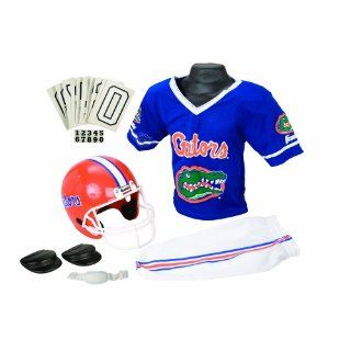 NCAA Florida Gators Deluxe Youth Team Uniform Set Sports