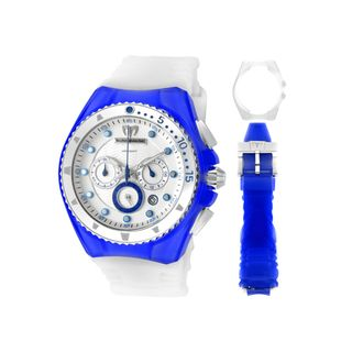 TechnoMarine Womens Cruise Beach White Silicone Watch