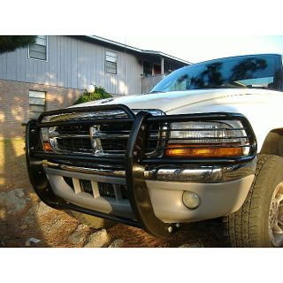 97 04 Dakota / 98 03 Durango Black Grille Guard