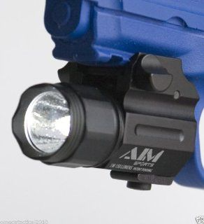 Compact Tactical 150 Lumen LED Flashlight For SubCompact