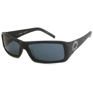 Harley Davidson Mens HDX806 Rectangular Sunglasses