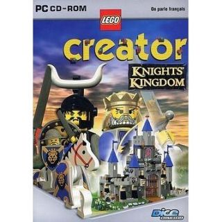 LEGO CREATOR  Knights Kingdom   Achat / Vente PC LEGO CREATOR   PC