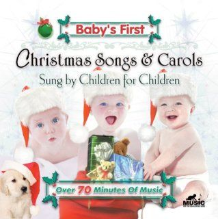 Babys First Christmas Songs & Carols Various Artists