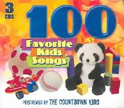 The Countdown Kids   100 Favorite Kids` Songs [Digipak]