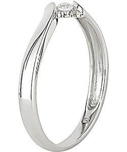 14k White Gold Diamond Ring (H I, I1 I2)