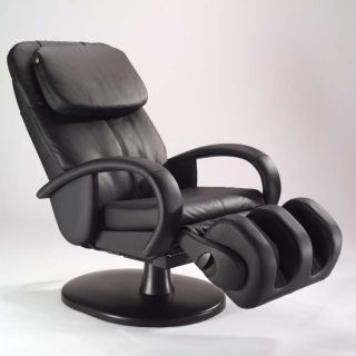 Black Human Touch Stretching Massage Chair (Refurbished) Today $1,096