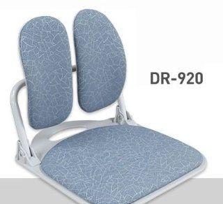 Duorest DR 920 Lip Blue, Ergonomic Portable Folding Floor