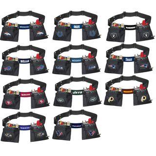Officially Licensed NFL Tool Belt