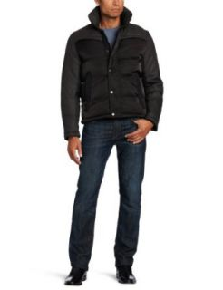 Premium Lounge Mens Bubble Jacket Clothing