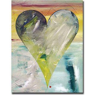 Michael Zayn HeArt of Love Rati Canvas Art
