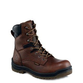 Direct Attach Non Metallic Toe Boot   8   Carhartt Brown 11D Shoes