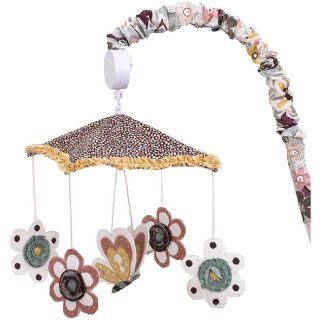 Cotton Tale Penny Lane 4 piece Crib Bedding Set