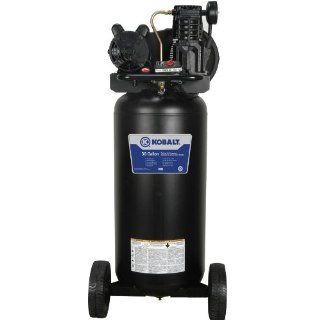 Kobalt 2 HP 30 Gallon 155 PSI Electric Air Compressor VT6361