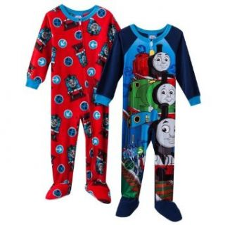 Thomas the Train 2 Pack Toddler Boys Blanket Sleeper