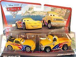 Disney / Pixar CARS 2 Movie Exclusive 155 Die Cast Car