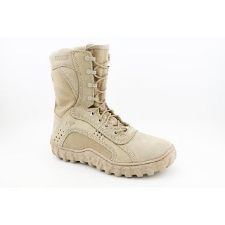 Rocky Comm. Military Mens 101 S2V 8 Tan Boots Wide