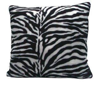 Scene Weaver Journey Decorative Oversized Pillow, Zebra