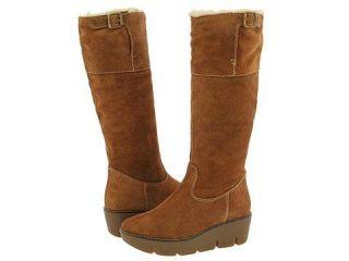 KORS Michael Kors Sloan Brown Boot (Size 10 M)