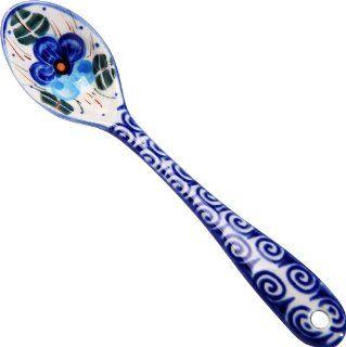 Polish Pottery Ceramika Boleslawiec, 1022/162, Spoon
