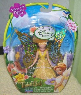 Disney Fairies Tinkerbell *Queen Clarion* 4 Mini Doll
