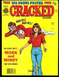 Cracked Magazine #158 (March 1979) (Bill Ward art) Robert C. Sproul