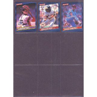1986 Leaf #163 Carlton Fisk White Sox (Mint) Collectibles