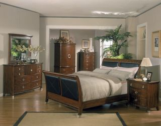 Madison Avenue 6 piece Eastern King Bedroom Set
