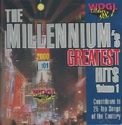 Various Artists   WOGL Oldies 98.1 Millennium`sVol. 1