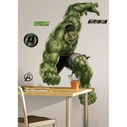 RoomMates Avengers Hulk   Calcomanía gigante para pared