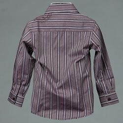 191 Unlimited Boys Striped Shirt