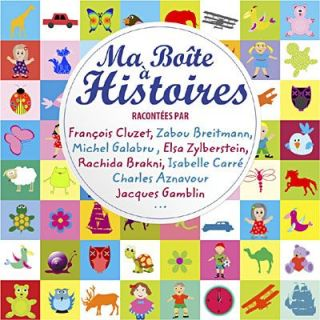 MA BOITE A HISTOIRES   Compilation (5CD)   Achat CD COMPILATION pas