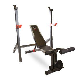 CAP Barbell   Banco para hacer ejercicios con pesas, tamaño olímpico