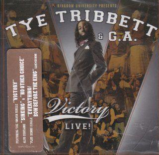 Victory Tye Tribbett Music