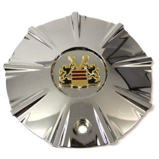 Vogue Wheels Center Cap Chrome Gold V9 # 9140 15 # 409l166
