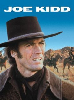 Joe Kidd: Clint Eastwood, Robert Duvall, John Saxon, Don