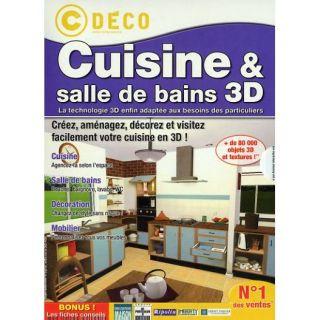 CUISINE & SALLE DE BAINS 3D / PC DVD ROM   Achat / Vente PC CUISINE