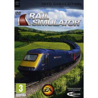 RAIL SIMULATOR / Jeu PC DVD ROM   Achat / Vente PC RAIL SIMULATOR PC