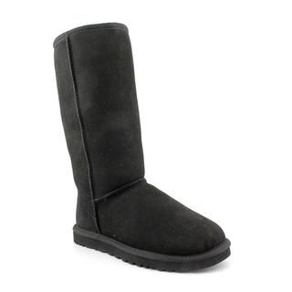 Ugg Australia Womens Classic Tall Regular Suede Boots