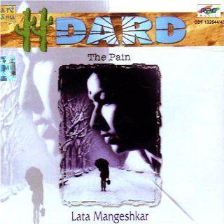 Dard the pain lata mangeshkar(Bollywood SongsLata