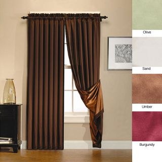 Hollywood Satin Curtains (108 in. x 84 in.)