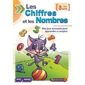 LES CHIFFRES E LES NOMBRES / Jeu PC   Acha / Vene PC LES CHIFFRES
