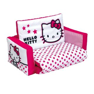 Canapé Tween Hello Kitty   Achat / Vente FAUTEUIL CANAPE BEBE