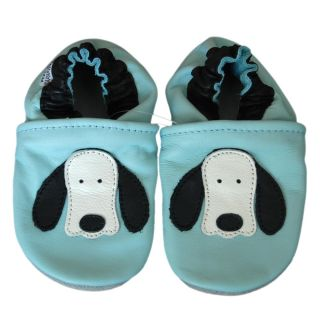 Baby Pie Puppy Leather Boys Shoes