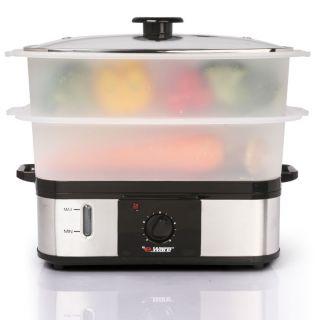 Ware Dual Layer Multi Purpose Large Food Steamer