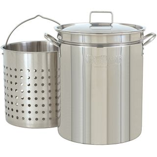 Bayou Classic 44 qt Steamer and Boiler Pot Today $109.99