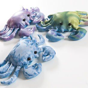 Crab Sand Animal: Toys & Games