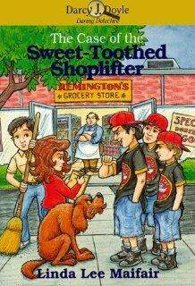 The Case of the Sweet Toothed Shoplifter (Darcy J. Doyle, Daring
