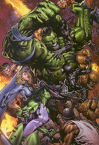 World War Hulk #2 (Marvel Comics): Greg Pak, John Romita Jr., Klaus