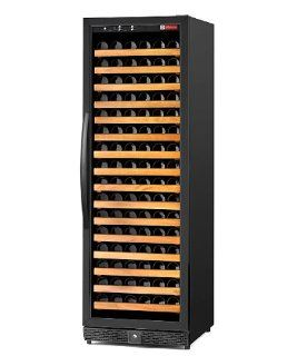 Allavino MWR 1681 BR 170 Bottle Single Zone Black Wine