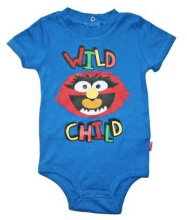 Disney the Muppets Wild Child Baby/Toddler Bodysuit (6 9